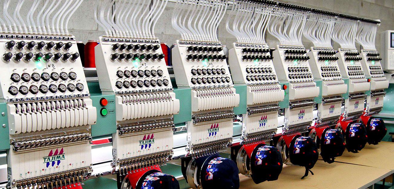 COMPUTERIZED EMBROIDERY MACHINE SPARE PARTS - Mandarin International - Best Machinery Manufacturer