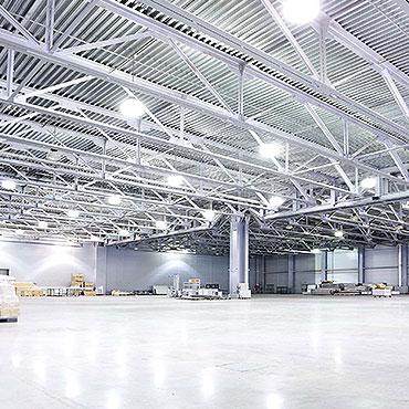 Industrial LED Lights and Fittings